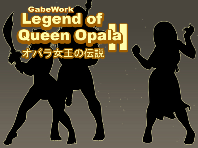 Legend of queen opala 3d